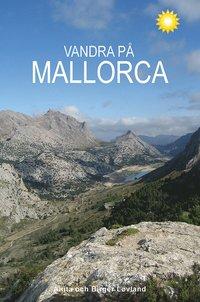 bokomslag Vandra på Mallorca