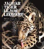 bokomslag Jaguar, tiger, lejon, leopard : möten med de fyra stora kattdjuren