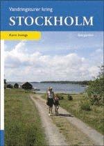 bokomslag Vandringsturer kring Stockholm : skärgården
