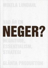 bokomslag Vad är en neger? : Negritude, essentialism, strategi