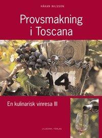 bokomslag Provsmakning i Toscana