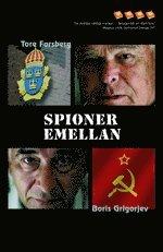bokomslag Spioner emellan