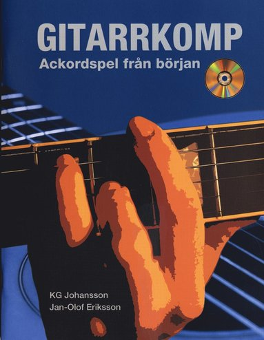 bokomslag Gitarrkomp : ackordspel från början
