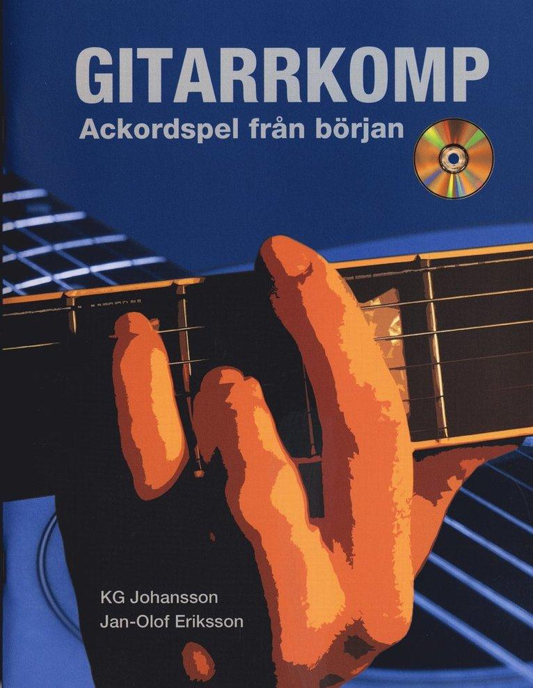 Gitarrkomp : ackordspel från början 1