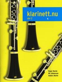 bokomslag Klarinett.nu 2 inkl CD