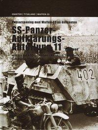 bokomslag Pansarspaning på östfronten med Waffen-SS