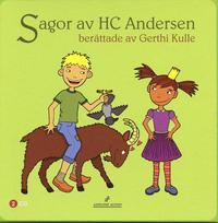 bokomslag Sagor av HC Andersen