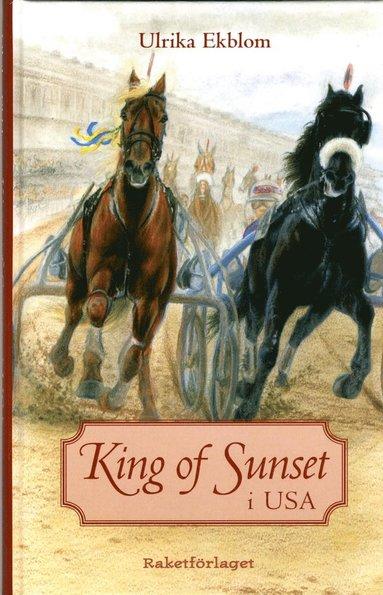 bokomslag King of Sunset i USA