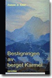 bokomslag Bestigningen av berget Karmel