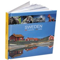 bokomslag Sweden in pictures = Sverige i bilder