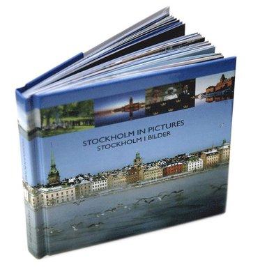 bokomslag Stockholm in pictures = Stockholm i bilder