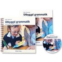 bokomslag Utbyggd grammatik : språkträning enligt Karlstadmodellen / Teori- & arbetsbok + cd