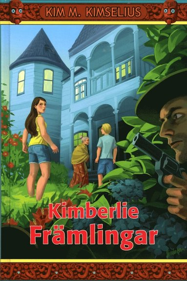 bokomslag Kimberlie : främlingar