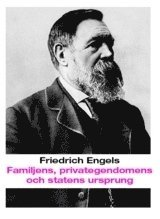 bokomslag Familjens, privategendomens och statens ursprung :  i anslutning till Lewis H. Morgans forskningar