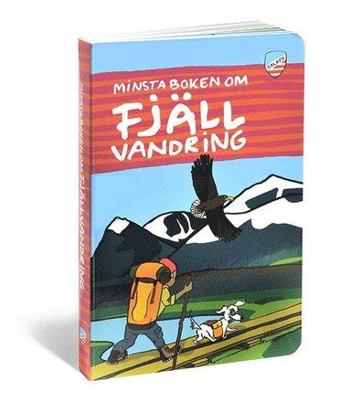 bokomslag Minsta boken om fjällvandring