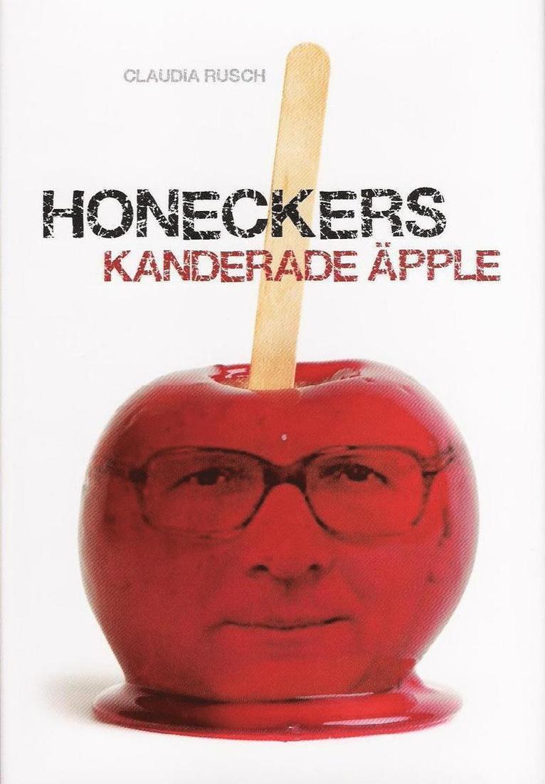 Honeckers kanderade äpple 1