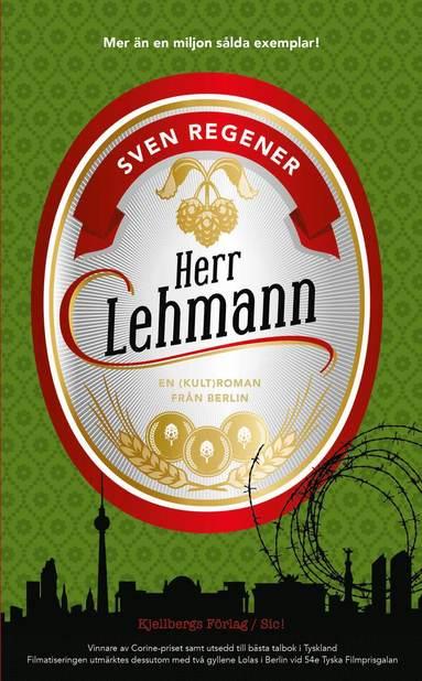 bokomslag Herr Lehmann