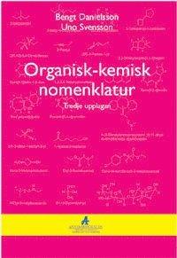 bokomslag Organisk-kemisk nomenklatur