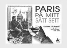 bokomslag Paris på mitt sätt sett