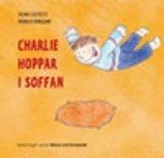 bokomslag Charlie hoppar i soffan