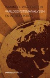 bokomslag Världssystemanalysen : en introduktion