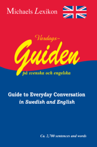 bokomslag Vardagsguiden på svenska och engelska