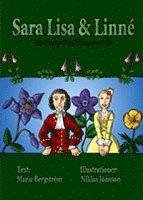 bokomslag Sara Lisa och Linné Ett äventyr bland blommor och bin