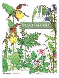 bokomslag Medelpads flora
