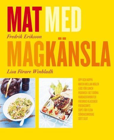 bokomslag Mat med magkänsla