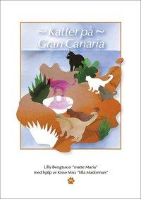 bokomslag Katter på Gran Canaria