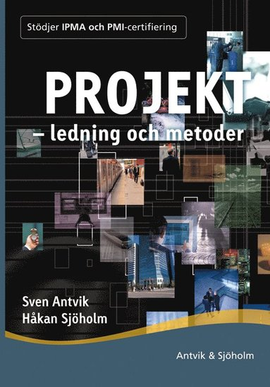 bokomslag Projektledning och metoder