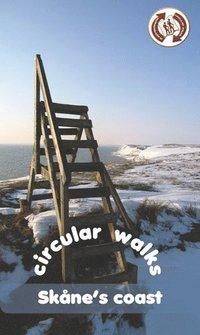 bokomslag Circular walks : Skåne's coast