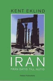 bokomslag Iran - från dåtid till nutid
