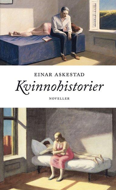 bokomslag Kvinnohistorier