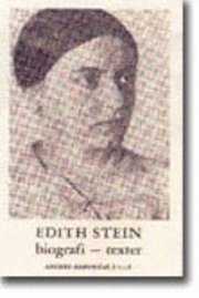 bokomslag Edith Stein : biografi - texter