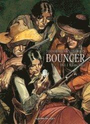 bokomslag Bouncer. D. 1, Kains öga