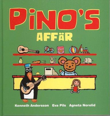 bokomslag Pino's affär