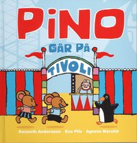 bokomslag Pino går på tivoli