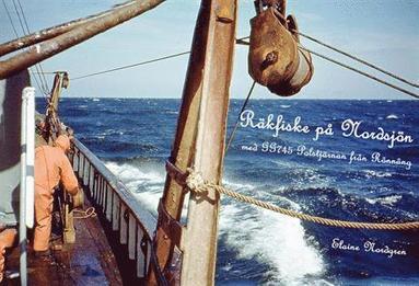 bokomslag Räkfiske på Nordsjön