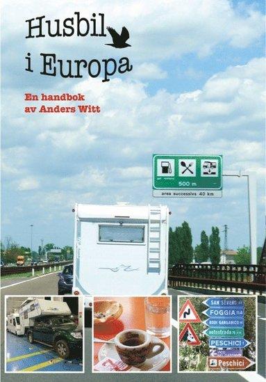 bokomslag Husbil i Europa 5.0