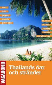 bokomslag Thailands öar och stränder vagabond reseguide