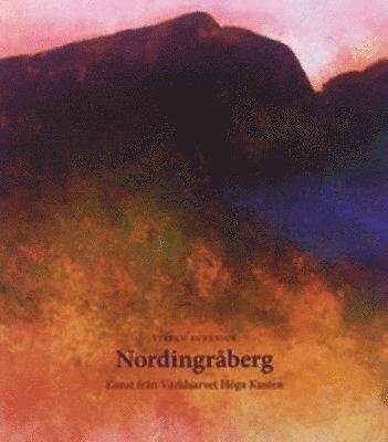 bokomslag Nordingråberg : konst från Världsarvet Höga Kusten