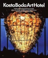 bokomslag Kosta Boda Art Hotel - Eng