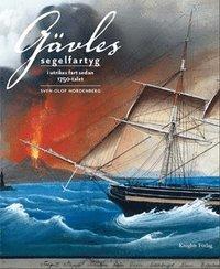 bokomslag Gävles segelfartyg i utrikes fart sedan 1750-talet
