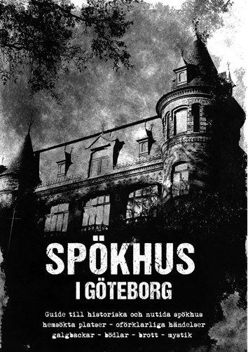 bokomslag Spökhus i Göteborg
