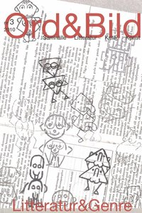 bokomslag Ord&Bild 3(2010) Litteratur & genre