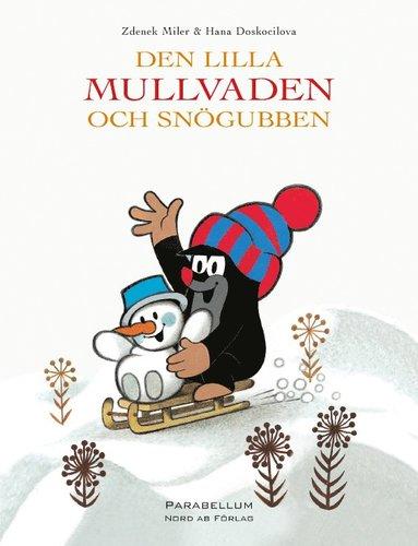 bokomslag Den lilla Mullvaden och Snögubben