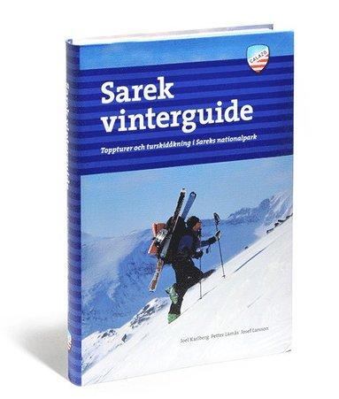 bokomslag Sarek vinterguide : toppturer och turskidåkning i Sareks nationalpark