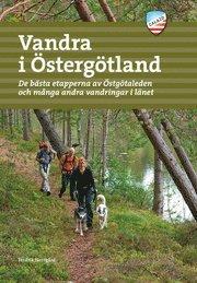 bokomslag Vandra i Östergötland