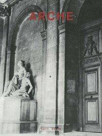 bokomslag Arche : tidskrift för psykoanalys, humaniora och arkitektur Nr 34-35